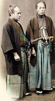 Samurai, By Felice A Beato, late 1800s.
