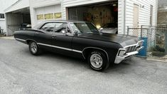 pontiac_assassin's 1967 Chevrolet Impala in Red Lion, PA