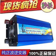 3kVA ren sinus inverter CE RoHS SGS approved,12 volt 24 volt 48 volt home inverter 3000w pure sine wave inverter #Affiliate