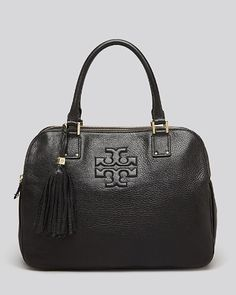 Tory Burch Satchel - Thea Triple Zip Compartment | Bloomingdale's