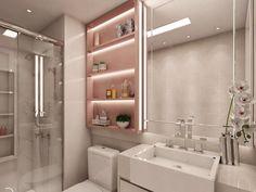16 Ideas Bathroom Design Vintage Cabinets For 2019 House Bathroom, Bathroom Inspiration, Home Interior Design, House Design, Bathroom Design Luxury, House Interior, Girl Bedroom Decor, Bathroom Interior Design, Home