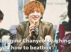 Chanyeol Exo Imagines, Cute Imagines, Baekyeol, Park Chanyeol, Dramas, Piano, Kpop, Funny, Pianos