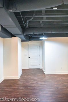 Many homeowners fail to notice the versatility of a basement. Since it is usually dark and dank, they use the basement as a storage room or laundry room. In fact, there are many cool basement ideas… Cool Basement Ideas, Small Basement Remodel, Basement Layout, Basement Renovations, Basement Inspiration, Basement Designs, House Renovations, Garage Renovation, Garage Remodel