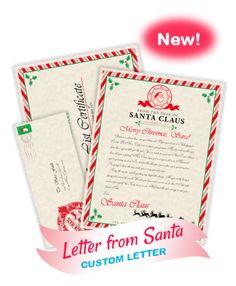 Santa Claus Letterhead Will Bring Lots Of Joy To Children