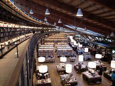 武雄市図書館 Reading Library, Library Room, Library Architecture, Light Architecture, Modern Library, Library Design, Library Bookshelves, Book Cafe, Library Images