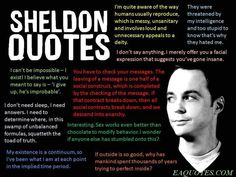 Sheldon Cooper quotes collection