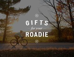 Finding the perfect gift for the cyclist in your life doesn't have to be a daunting task. To make sure of it, we simplified your shopping this season with an easy-to-follow list of gear that'll satisfy any of your bike-minded family or friends. Happy Holidays.