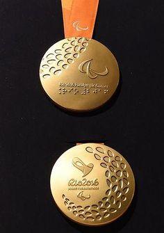 メダルのデザイン発表=リオ五輪
