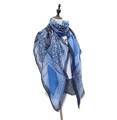 S_SSOY Womens Stylish Warm Rectangle Warm Winter Fringe ScarvesWrapNeck ScarfShawl SoftComfortableLongOverSized Blanket Scarf for Women Girl Lady Fashion Wear Autumn ** Details can be found by clicking on the image.  This link participates in Amazon Service LLC Associates Program, a program designed to let participant earn advertising fees by advertising and linking to Amazon.com.
