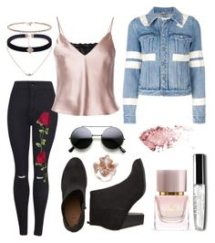"""Untitled #1"" by kwharmony on Polyvore featuring Effy Jewelry, Hanky Panky, Fleur du Mal, Givenchy and Burberry"
