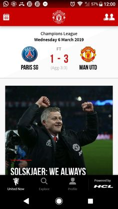Champions League, Manchester United, Fans, The Unit, Wallpapers, Photos, Man United, Wall Papers, Wallpaper