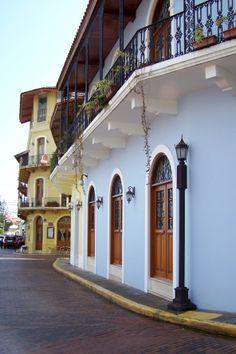 Casco Viejo- Panama City, Panama Photographer:Unknown