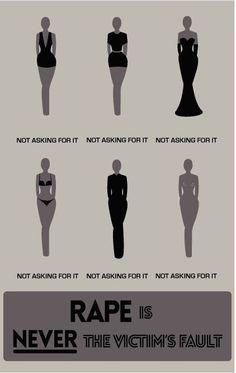 Stop Rape.