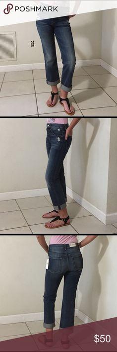 "7 For all mankind ""the 1984 boyfriend"" Size 26 New 7 For all mankind ""the 1984 boyfriend"" Size 26 7 For All Mankind Jeans Boyfriend"