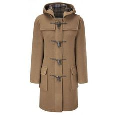 Things I have in common with Paddington Bear... Aka a love for duffle coats