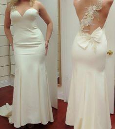 JUST ARRIVED TARIK EDIZ!! Style: 92092  AVAILABLE NOW!! www.bridaldreamsmall.com