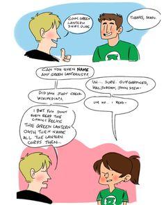 "The 'fake geek girl' meme is basically this interaction. | Why The ""Fake Geek Girl"" Meme Needs To Die"
