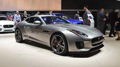 Автофория: Двухместная спортивная машина Jaguar будет гибридн...