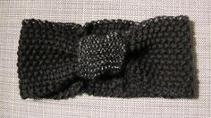 DIY – Le headband au point de riz – Lucette et Suzette