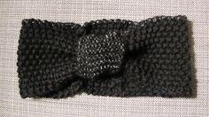Lucette et Suzette: DIY - Le headband au point de riz