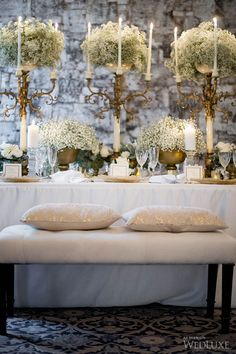 WedLuxe– The Winter Beauty | Photography by: Rebecca Amber Photography Follow @WedLuxe for more wedding inspiration!