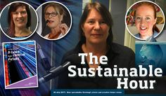 Now spreadable: Geelong's clever and creative future vision | In The Sustainable Hour on 26 July 2017, Geelong's Chief Administrator Dr Kathy Alexander and Dr Simone Boer, who is Manager of Strategy and Program Delivery in City of Greater Geelong, talk about the new 30-year vision for Geelong. Click on image to listen to the podcast...
