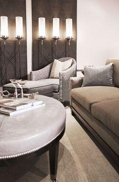 Modern Interiors |  Linda McDougald Design | Postcard from Paris Home