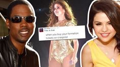 Chris Rock Throws Shade On Selena Gomez (TMZ TV)  The comic uses a meme to compare Selena Gomez to Beyonce, but not in a good way… #SelenaGomez, #TMZTV   Read post here : https://www.fattaroligt.se/chris-rock-throws-shade-on-selena-gomez-tmz-tv/   Visit www.fattaroligt.se for more.