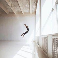 Soul In Feet – Une danseuse de ballet documente sa vie dans de superbes photos