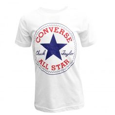 50c6adc8427 The Converse Kids Chuck Taylor All Star Logo T-Shirt is an All Star inspired
