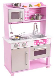 Toddler Kitchen, Pink