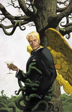 De Anjo a Demônio.