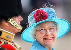 I think Her Majesty still adores her husband...