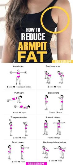 I personally find the armpit fat uncomfortable. And them disgusts many women. So, let's talk of armpit fat and how to get rid of them.