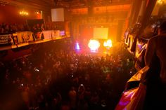 The Fiery Sensations lit up the stage for Opening Night Party June 17th, 2012 — at @Tony Webster Hall