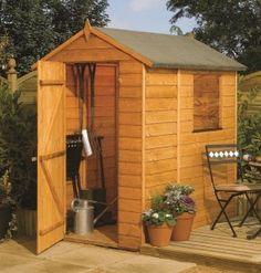 Garden Shed Plans Design Small Shed