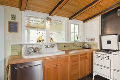 Urban Farmhouse Kitchen - - - san francisco - by Arkin Tilt Architects