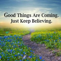 Good things are coming♡