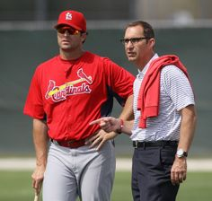 Cannot get enough of Matheny!!!