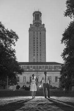 Lovebird Productions: Lovely Wedding & Relationship Blog: UT Austin Engagement Session