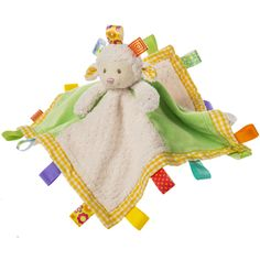 Taggies Sherbert Lamb Character Baby Blanket by Mary Meyer  19.95 Weighted  Blanket e340d3e7a