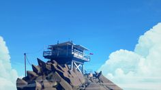 Firewatch  Who'd have thought an indie Mac/iOS developer would be coming out with such a hit game?
