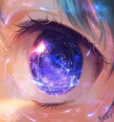 Mắt ngân hà
