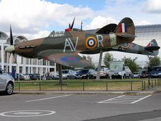 18: RAF Museum, Hendon - 215,730 visitors in 2012.