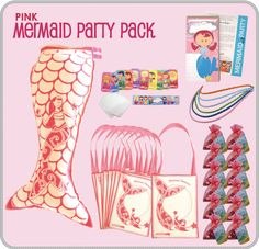 Make my own mermaid tails for the girls.
