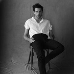 5 Times Mika Sported Stylish Black & White Looks