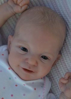 MARIAN ROSS Reborn Baby Girl Doll SUNNY by Joanna Kazmierczak LIMITED EDITION | eBay