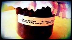 "Jamie Oliver's ""Apple-Tomatoe-Chutney"""