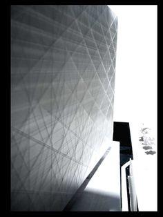White Model, The Kiss, United Office Tower, Jeddah, Kingdom of Saudi Arabia