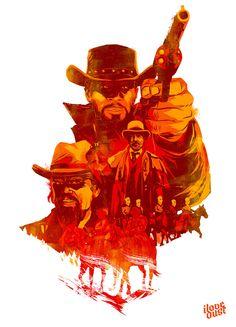 Django....The D is silent!